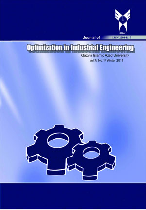 Journal of Optimization in Industrial Engineering